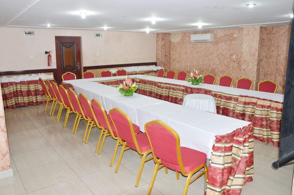 la salle de seminaire